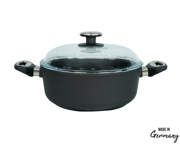 Kikis Premium Guss-Kochtopf 26 cm inkl. Deckel