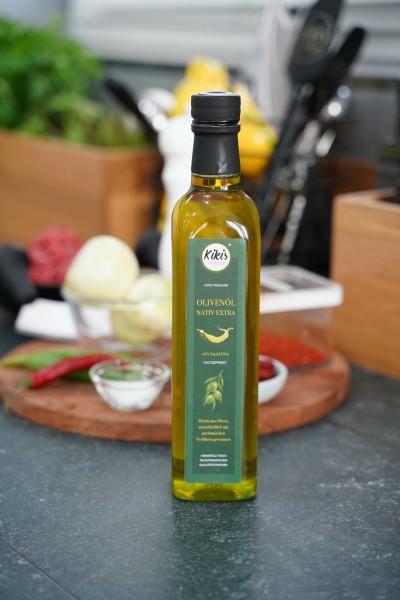 Kikis Olivenöl NATIV EXTRA aus Palästina 500ml