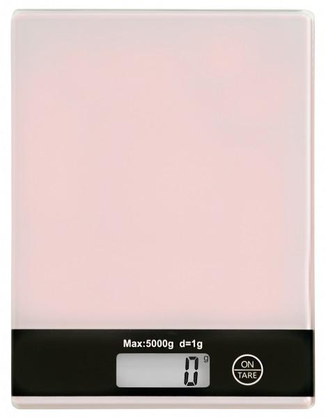 Digitale Küchenwaage - Rosa