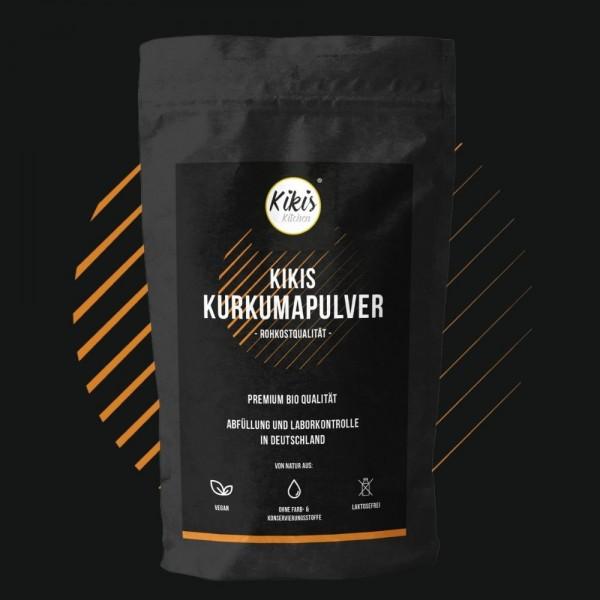 NEU: Kikis Premium Kurkumapulver BIO - 500g