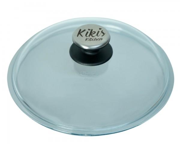 Kikis Premium Glasdeckel 26 cm