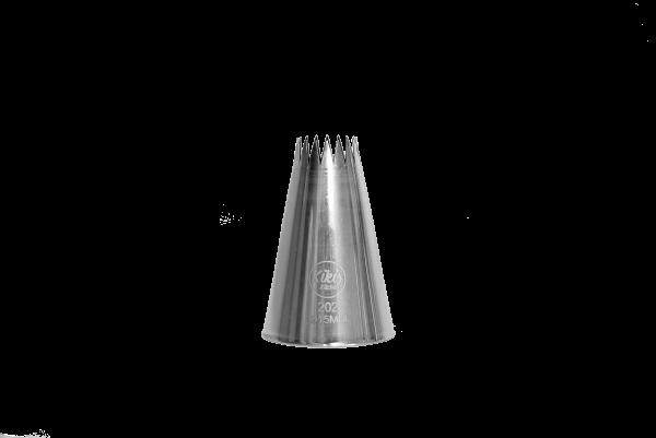 Kikis Stern-Tülle Ø 15mm - Nr: 202