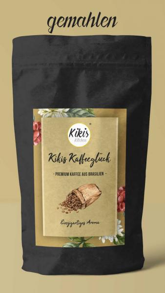 Kikis Kaffeeglück - Premium gemahlen 500g