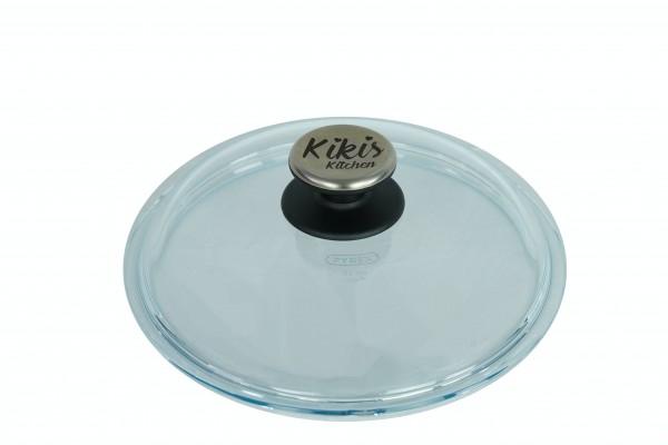 Kikis Premium Glasdeckel 24 cm