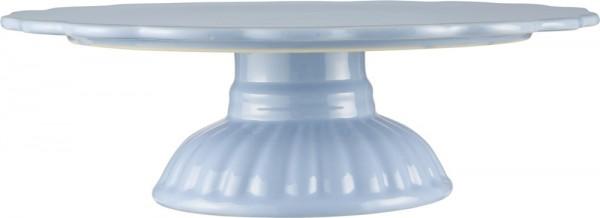 Tortenplatte - Babyblau