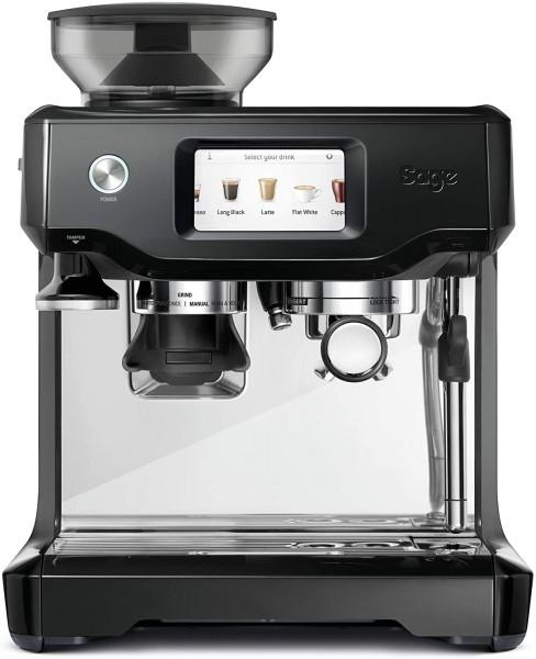 Sage Barista Touch™ Kaffeemaschine - Siebträger - Matt Schwarz