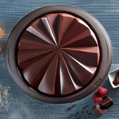 Fancy Cake Silikonbackform 24cm