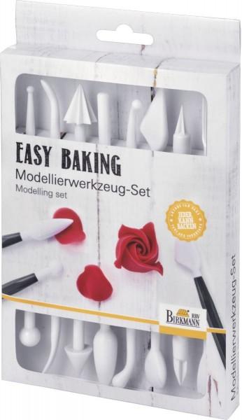 Modellierwerkzeug-Set, 8 teilig