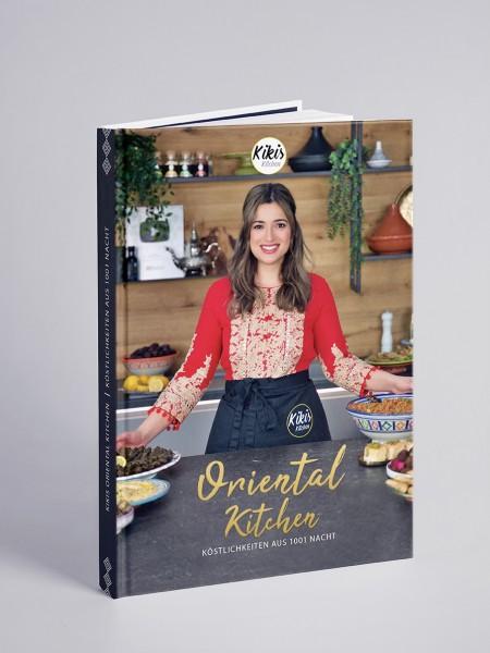 Vorbestellung: Kikis Oriental Kitchen - Kochbuch