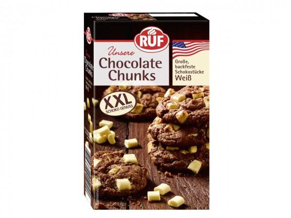 Chocolate Chunks Weiß