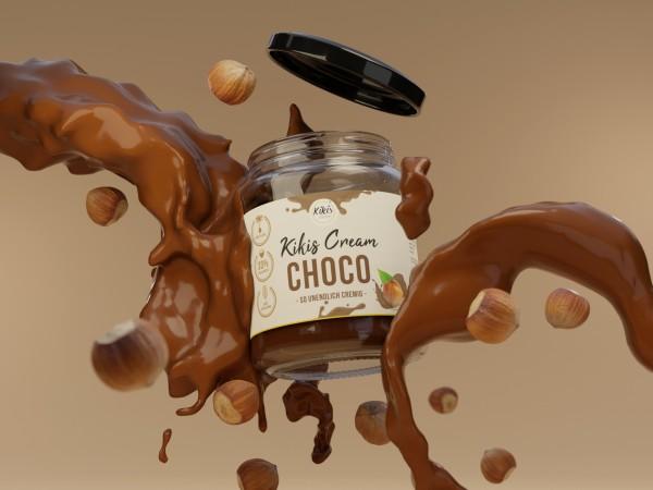 Kikis Cream Choco - Schoko Creme