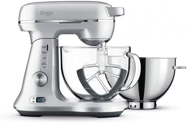 Sage the Bakery Boss™ - Küchenmaschine SILBER