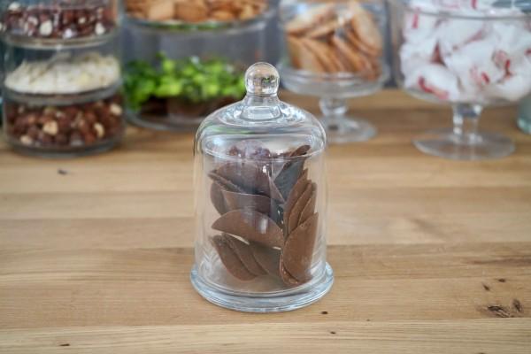 Mini Glasglocke / Mini Patisserie - Höhe 16 cm